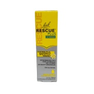 Rescue  plus gotas 20ml Flores de Bach