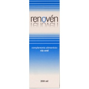 Vista delantera del renoven 200 ml Geamed en stock