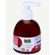 Vista frontal del gel íntimo al Propóleo 200 ml Intersa en stock