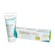 Vista frontal del activ Ozone Dental fresh (75ml) en stock