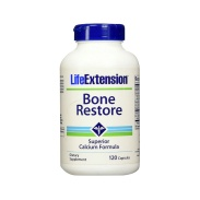 Bone Restore 120 cápsulas Life Extension