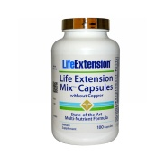Mix Multi Nutriente 100 cápsulas Life Extension