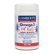 Omega 3 for Kids + Vitaminas 100 perlas Lamberts