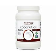 Aceite de Coco Coconut Oil 444 ml Nutiva
