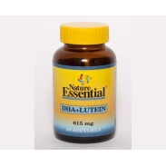 DHA + Luteína 615mg 50 perlas Nature Essential