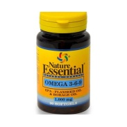 Omega 3-6-9 1000mg 30 perlas Nature Essential