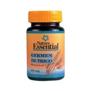 Aceite de Germen de Trigo 500mg 60 perlas Nature Essential