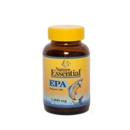 EPA Salmon Oil (Epa 18%/Dha12%) 1000mg 30 perlas Nature Essential