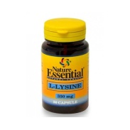 L-Lysina 350mg 50 cápsulas Nature Essential