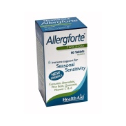 Allergforte 60 tabletas Health Aid
