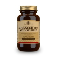 Advanced 40+ Acidophilus 60 cápsulas Solgar