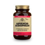 Advanced Acidophilus 50 cápsulas Solgar
