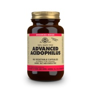 Advanced Acidophilus 100 cápsulas Solgar