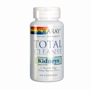 Total Cleanse Kidneys 60 cápsulas Solaray