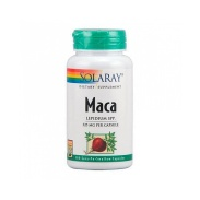 Maca 525mg 100 cápsulas Solaray