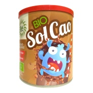 Solcao (cacao soluble) Bio 400gr Sol Natural