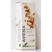 Avena extracto natural 50ml Soria Natural