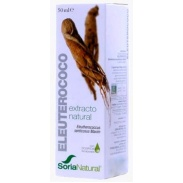 Eleuterococo S. XXI extracto 50 ml Soria Natural