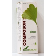 Composor 41 Gincox Complex 50ml Soria Natural