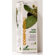 Composor 03 Boldo Complex 50 ml Soria Natural