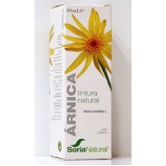 Árnica tintura natural 50ml Soria Natural