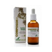 Producto relacionad Composor 25 - Lepidium complex 50 ml Soria Natural