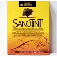 Tinte del cabello Sanotint 09 Rubio Natural 125 ml