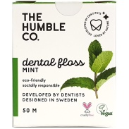 Producto relacionad Hilo dental vegano menta 50m The Humble