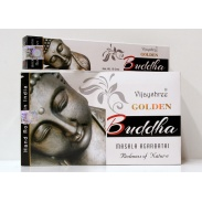 Incienso Golden Buddha Tierra 3000