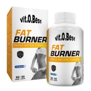 Fat Burner Plus 90 cápsulas VitOBest