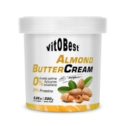 Almond Butter Cream 300gr VitOBest