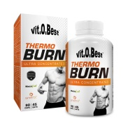 Thermo Burn Ultra Concentrado 90 cápsulas VitOBest