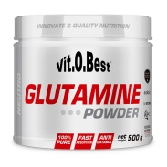 Glutamina Powder 500gr (sabor neutro) VitOBest