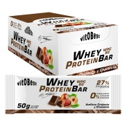 Barrita Whey Protein Bar by Torreblanca (caja) Chocolate VitOBest