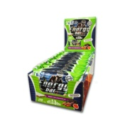 Barritas Energy Bar (caja) Naranja y pepitas de Chocolate VitOBest